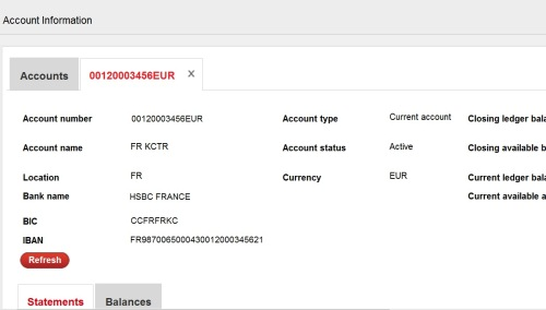 France Account Number Format Moving To Iban