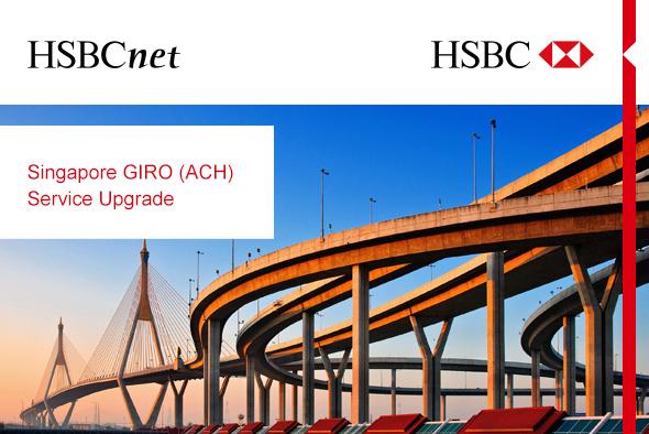 hsbc singapore ach bank code
