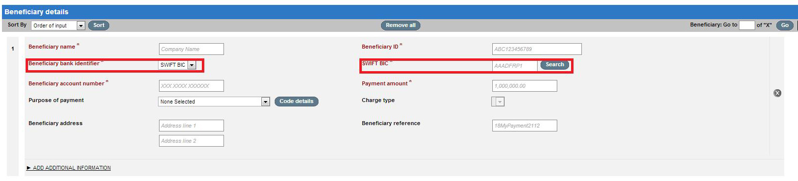 file upload via hsbcnet - file upload status monitoring - reports and files download - approve & release all payments via hsbcnet & dbs ideal  oracle system .
