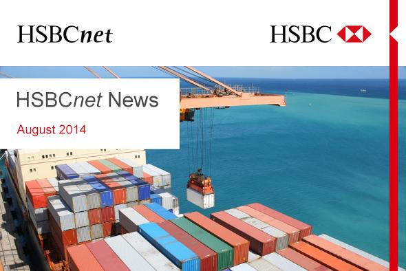 HSBCnet News August 2014