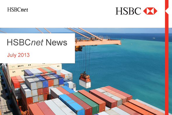 HSBCnet News July 2013: IBAN Identification For Brazil
